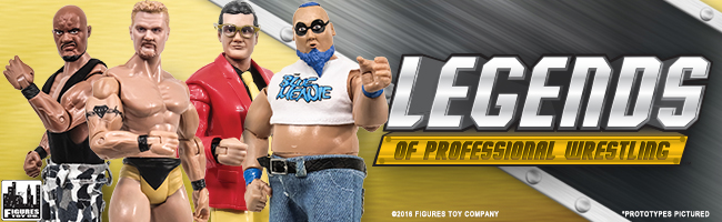 Figures Toy Company - Legends of Professional Wrestling