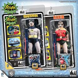 "Batman Classic TV Series 8 Inch Figures ""Breather"" Deluxe Variants With Accessories"