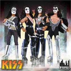 KISS 8 Inch Action Figures Series 1