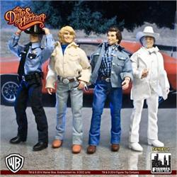 Dukes of Hazzard Action Figures Series 1