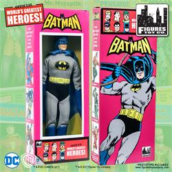 Mego Style Boxed Series