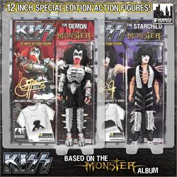 KISS 12 Inch Action Figures Series 4 Variants