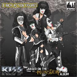 KISS Action Figures Series 4: Monster