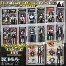 Free KISS Variants Included with Certain Purchase