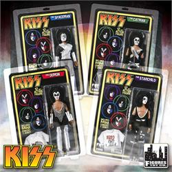 KISS 12 Inch Action Figures Series 1
