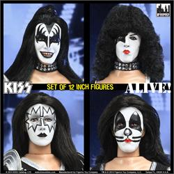 KISS Action Figures Series 6: Alive
