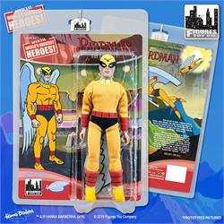 Birdman & The Galaxy Trio 8 Inch Retro Action Figures Series