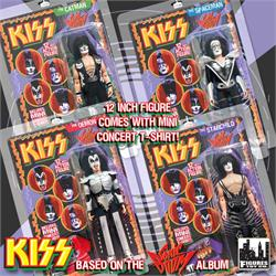 KISS 12 Inch Action Figures Series 3