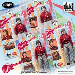 The Monkees Figures