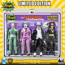 Batman Classic TV Series Four-Packs