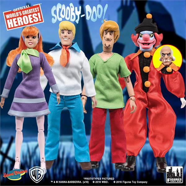 Charlie The Robot Scooby Doo Figures Series Two Loose in Factory Bag