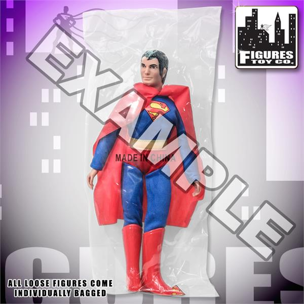 Loose in Factory Bag Steve Trevor Wonder Woman Retro Action Figures Series 2