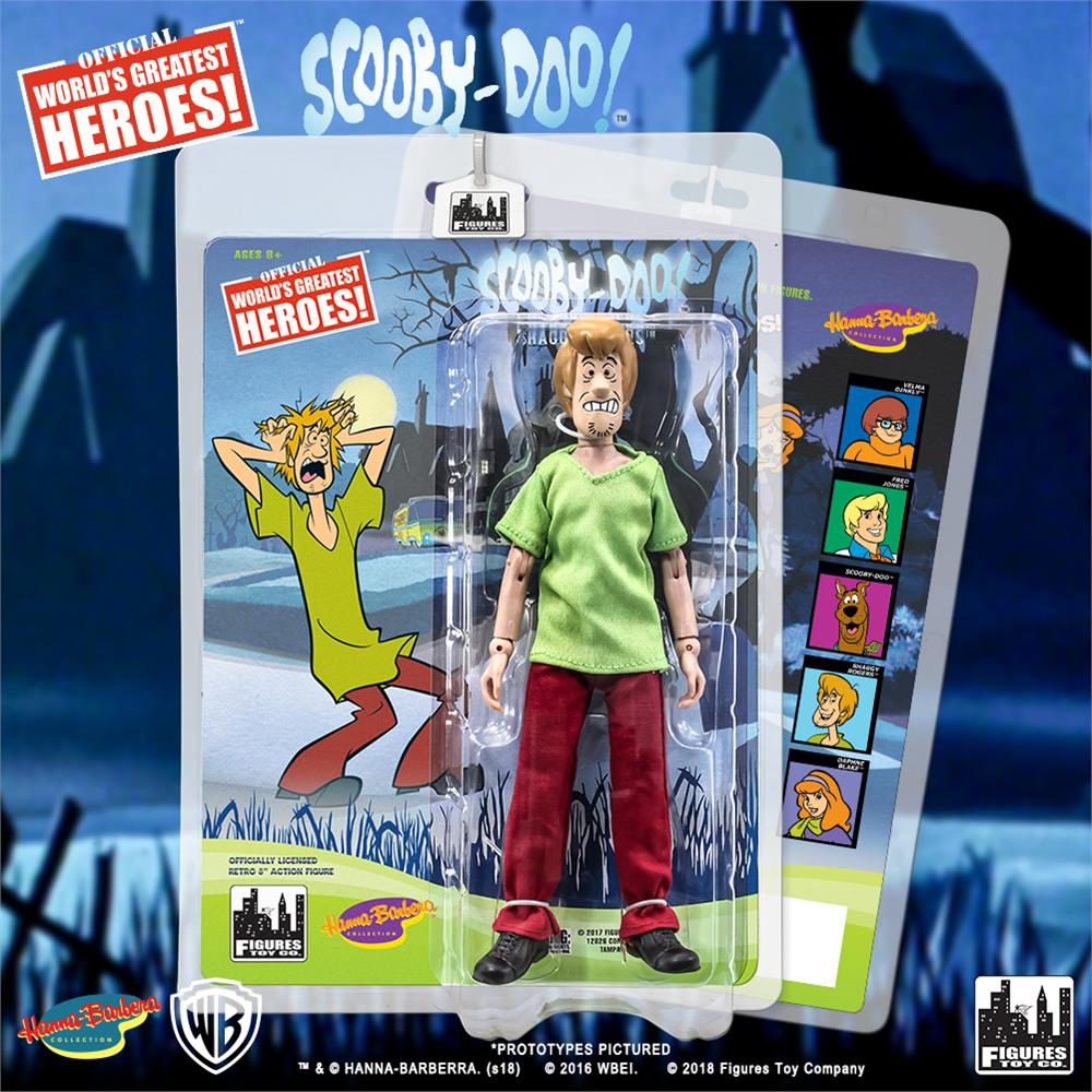 Scooby Doo Figures Toy Company Hanna Barbera Scooby Doo Scared Variant Figure