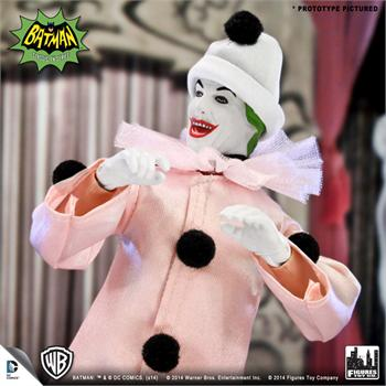 Batman Classic TV Series 8 Inch Action Figure Joker In Opera Outfit (TOYCADE EXCLUSIVE) & Batman Classic TV Series 8 Inch Action Figure: Joker In Opera Outfit ...