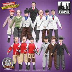 The Three Stooges 8 Inch Action Figures: Christmas Time With The ...