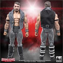 Rising Stars of Wrestling Action Figure Series Chuck Taylor